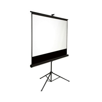 Екран Privileg Compact 81, преносим сгъваем трипод, 1800x1020 мм, 16:9 image