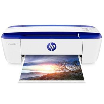 Мултифункционално мастиленоструйно устройство HP DeskJet Ink Advantage 3790, цветен принтер/копир/скенер, 4800 x 1200 dpi, 19 стр./мин, Wi-Fi, USB, A4 image