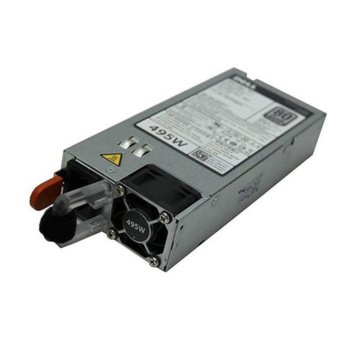 Захранване 495W Dell 450-AEBM-14, 80+ Platinum, Hot-plug image