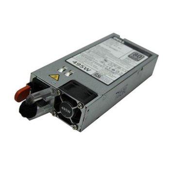 Захранване 495W Dell 450-AEBM-14, 80+ Platinum, Hot-plug image