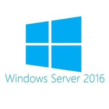 Сървърен софтуер Microsoft Windows Server 2016, OEM, BIOS-locked (Dell) image