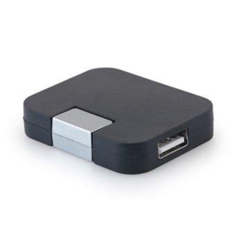 Hi!dea USB hub 4 ports black product