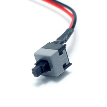 Кабел Makki MAKKI-POWER-BTN, Switch Wire към Power Push Button, On/Off, 50 cm image