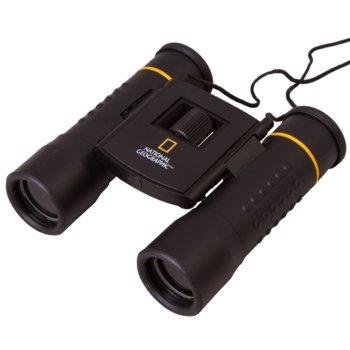 Бинокъл Bresser National Geographic 10x25, 10x оптично увеличение, диаметър на лещата 25mm image
