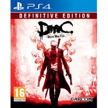 DmC Devil May Cry Definitive Edition product