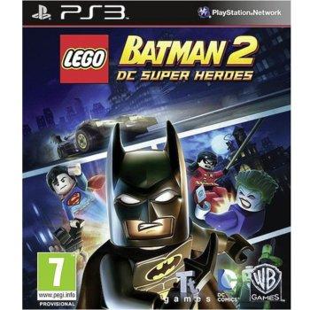 LEGO Batman 2 DC Super Heroes PS3 product