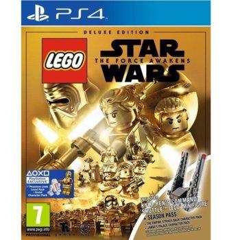 Игра за конзола LEGO Star Wars: The Force Awakens Deluxe Edition 2, за PS4 image