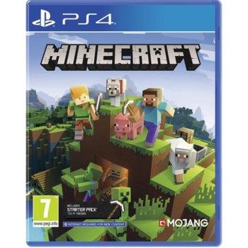 Игра за конзола Minecraft, за PlayStation 4  image