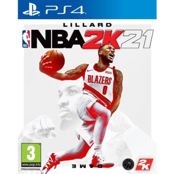 NBA 2K21 PS4 product