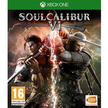 Игра за конзола SoulCalibur VI, за Xbox One image