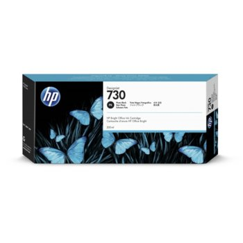 Мастило за HP DesignJet T1700 - P2V73A - Black - 300ml image