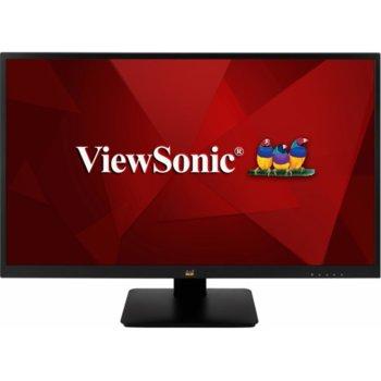 """Монитор ViewSonic VA2410-mh, 24"""" (60.96 cm) IPS панел, Full HD, 5ms, 50000000:1, 250 cd/m2, HDMI, VGA image"""