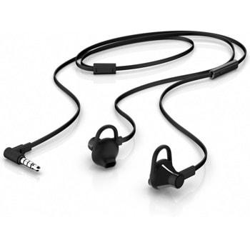 """Слушалки HP In-Ear Headset 150, микрофон, тип """"тапи"""", черни  image"""
