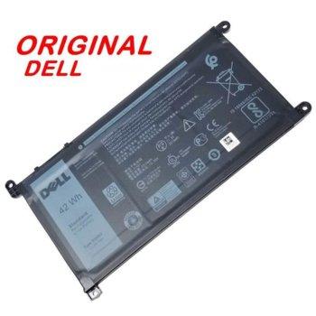 Батерия (оригинална) за лаптоп Dell Chromebook 11 3180 3189, съвместима с Chromebook 11 3180/3181/3189, 11.4V, 42Wh, image