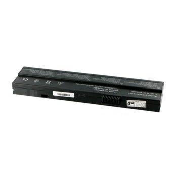Батерия (заместител) за Fujitsu-Siemens Amilo A1640, съвместима с A1645/M1437/M1450/Pro V2020, 6cell, 11.1V, 4400 mAh image