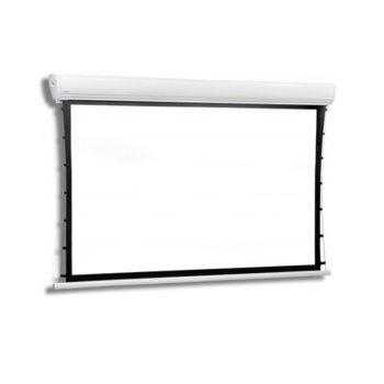 Екран Avers AKUSTRATUS 2 TENSION 24-14 MG BB, за стена/таван, Matt Grey, 2690 x 1600 мм, 16:10 image