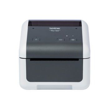 Етикетен принтер Brother TD-4520DN, Резолюция (300 x 300), 64MB Flash, 256MB SDRAM, професионален, USB 2.0, Ethernet LAN image