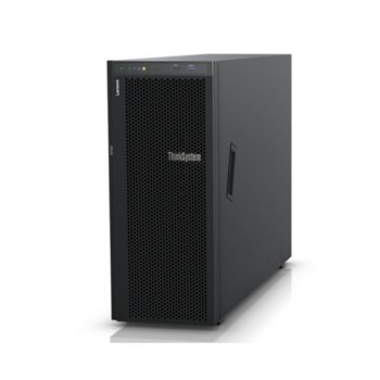 Сървър Lenovo ThinkSystem ST550 (7X10A0CWEA), осемядрен Intel Xeon Silver 4208 2.1GHz, 16GB DDR4, без твърд диск, 2x RJ-45, USB 3.0, без ОС, VGA, 1x 750 W image
