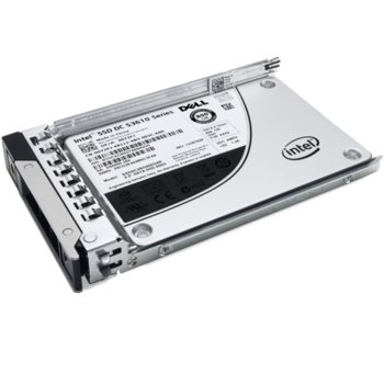"Памет SSD 480GB Dell 400-BCLW, SAS 12Gb/s, 2.5""(6.35 cm) image"