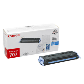 КАСЕТА ЗА CANON LBP 5000 - Cyan product
