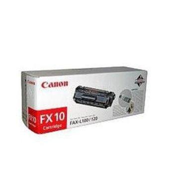 КАСЕТА ЗА CANON FAX L100/L120/MFC4320 - FX10 - 0263A002AA - заб.: 2000k image
