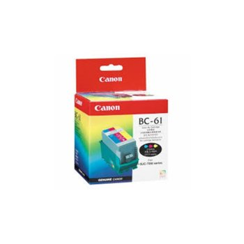 ГЛАВА CANON BJC-7000 series - Color - BC-61 product