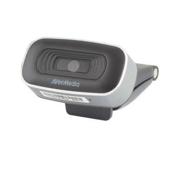 Уеб камера Aver Media PW310, микрофон, 1920x1080, USB 2.0 image