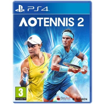 AO Tennis 2 PS4 product