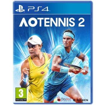Игра за конзола AO Tennis 2, за PS4 image