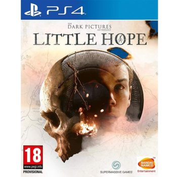 The Dark Pictures: Little Hope PS4 product
