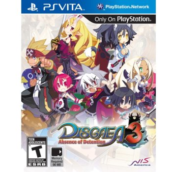 Disgaea 3: Absence of Detention product
