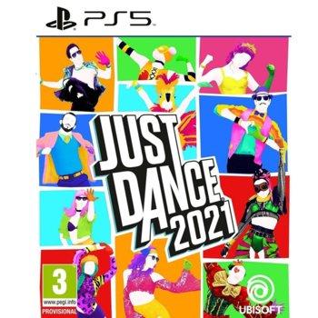 Игра за конзола Just Dance 2021, за PS5 image