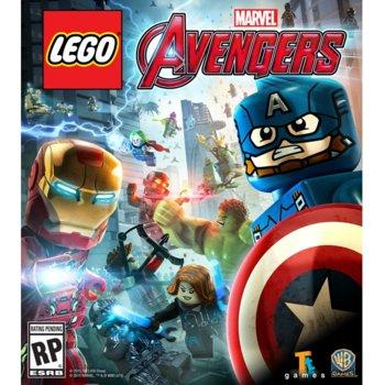LEGO Marvels Avengers product