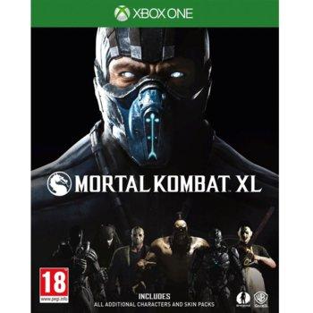 Игра за конзола Mortal Kombat XL, за XBOX One image