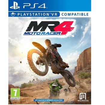 Moto Racer 4, за PS4 product