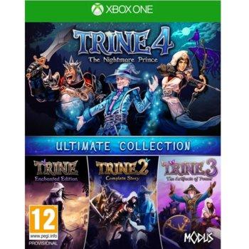 Игра за конзола Trine Ultimate Collection, за Xbox One image