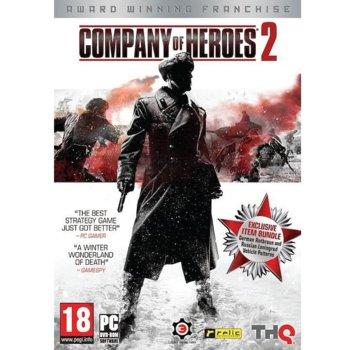 Игра Company of Heroes 2, за PC image