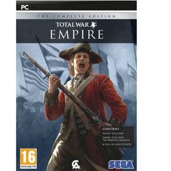 Empire Total War The Complete Edition product