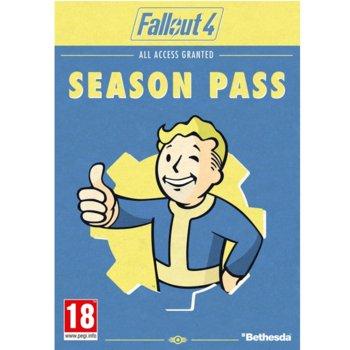 Fallout 4: Season Pass product