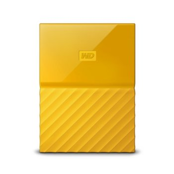 Western Digital 2TB MyPassport (THIN) Yellow  product