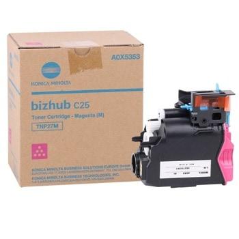 Тонер касета за Minolta Bizhub C25, Magenta, A0X5353, Заб.: 4500 брой копия image
