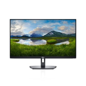 "Монитор Dell SE2719HR, 27"" (68.58cm) IPS Anti-Glare панел, 75Hz, Full HD, 8ms, 8000000:1, 300 cd/m2, HDMI, VGA image"