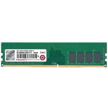 Памет 8GB DDR4 2400 MHz, Transcend JM JM2400HLB-8G, 1.2V image