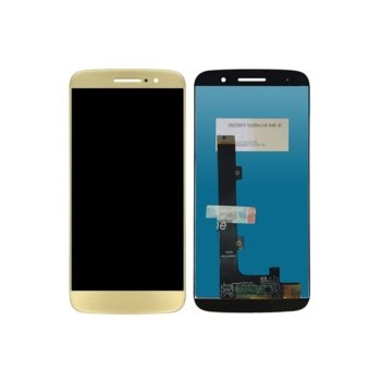 Motorola MOTO M Dual LCD with touch Gold product