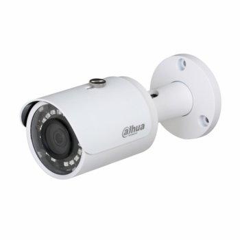 """HDCVI камера Dahua HAC-HFW1230SP-0360B, насочена """"bullet"""" камера, 2MPix(1920×1080@30fps), 3.6mm, IR осветеност (до 30 m), външна IP67 image"""