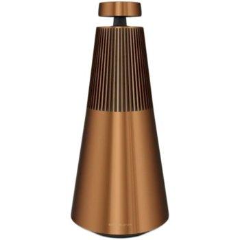 Тонколона Bang & Olufsen BeoSound 2, 40W + 2x 11W 2x 20, Bluetooth 4.2, до 94 dB, Wi-Fi, RJ-45, бронз image