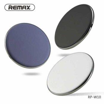 Безжично зарядно устройство Remax RP-W10 Qi product