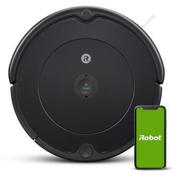 Прахосмукачка IRobot ROOMBA 692, робот, 1800mAh, навигация iAdapt, AeroVac филтър, Wi-Fi управление, черна image