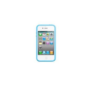 Силиконов протектор за Apple iPhone 5/5S, син product