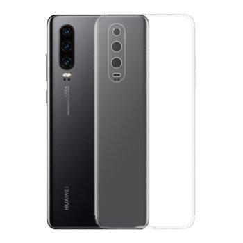 Силиконов гръб за Huawei P30 прозрачен 51621 product